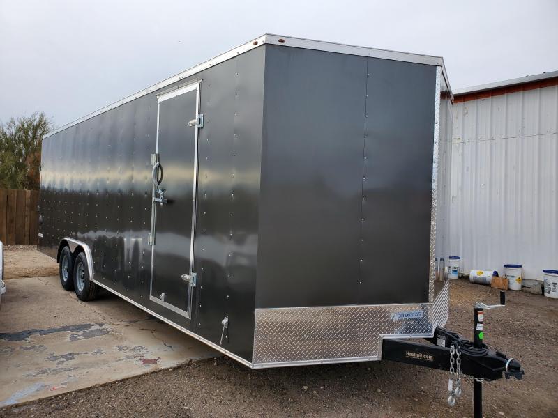 2021 Haulmark PP8524T3-D Enclosed Cargo Trailer