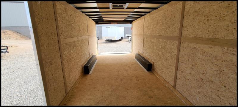 2022 Haulmark 8.5 x 24 Enclosed Cargo Trailer