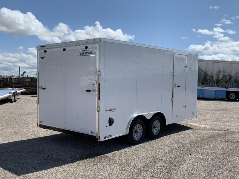2020 Haulmark PP8516T2-D Enclosed Cargo Trailer