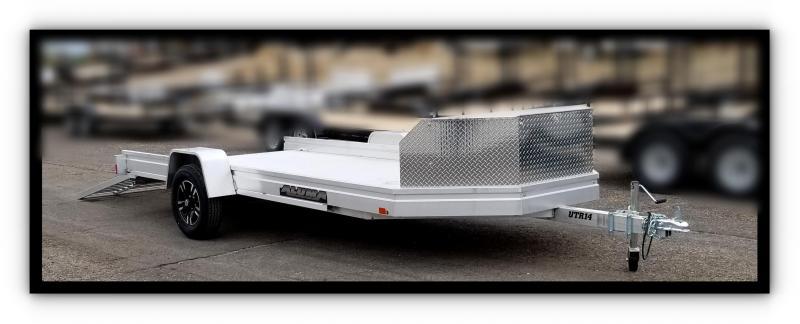 2021 Aluma 78 x 14 Utility Trailer