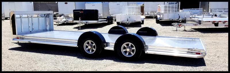2020 Sundowner Trailers CH22BP Flatbed Trailer