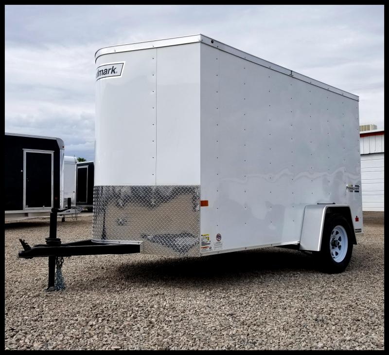 2019 Haulmark Haulmark 6 x 10 Enclosed Cargo Trailer Enclosed Cargo Trailer