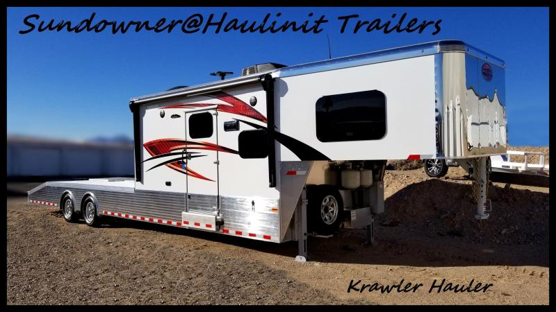 2019 Sundowner 41' Krawler Hauler Toy Hauler RV