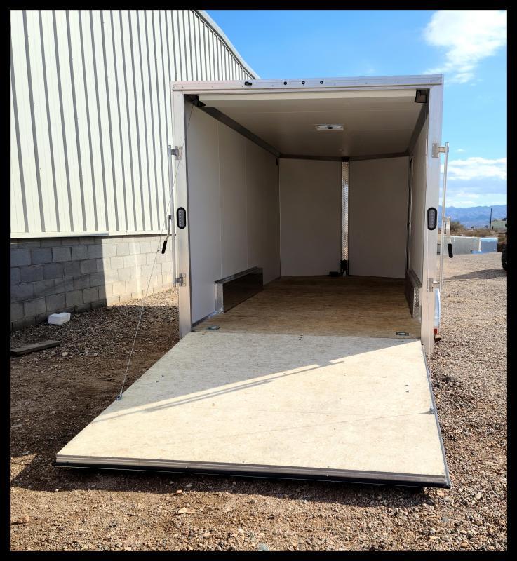 2021 ALCOM EZEC75X16 Enclosed Cargo Trailer