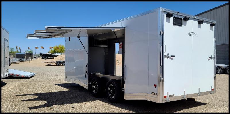 2021 Mission 8.5 x 20 Enclosed Cargo Trailer