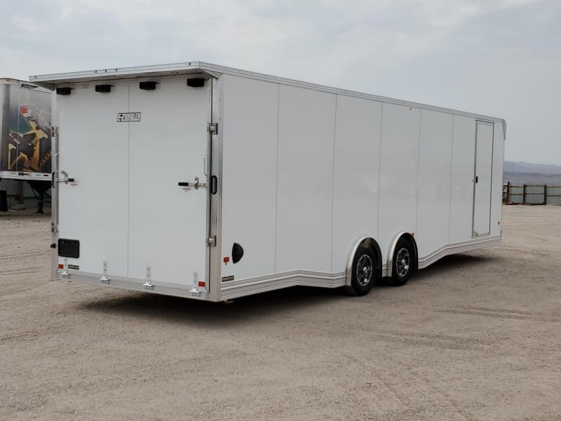 2021 Alcom-Stealth EZEC8X28 Enclosed Cargo Trailer