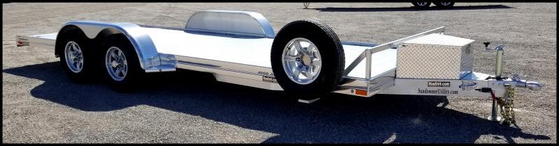 2021 Sundowner Trailers 81 x 20 Car / Racing Trailer