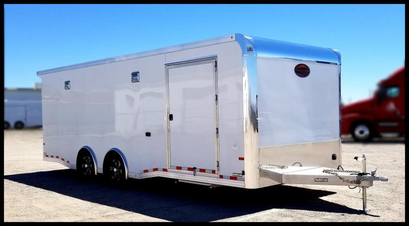 2020 Sundowner Trailers 24 Race Trailer Enclosed Cargo Trailer