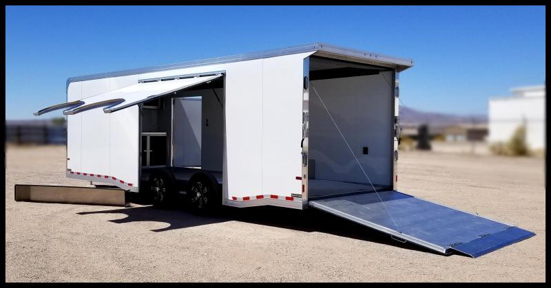 2020 Sundowner Trailers 24 Race Trailer Enclosed Cargo Trailer