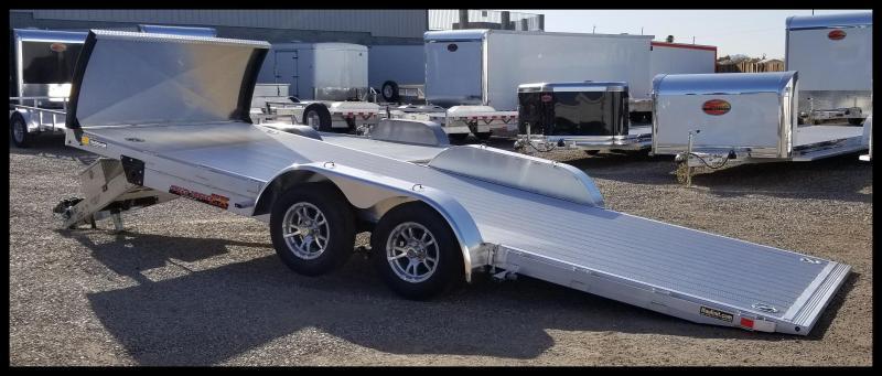 2020 H and H Trailer EXA 20 SpeedLoader Flatbed Trailer