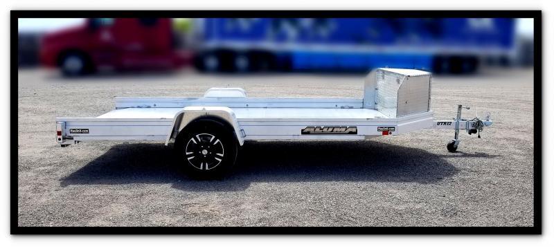 2021 Aluma 78 x 12 Utility Trailer