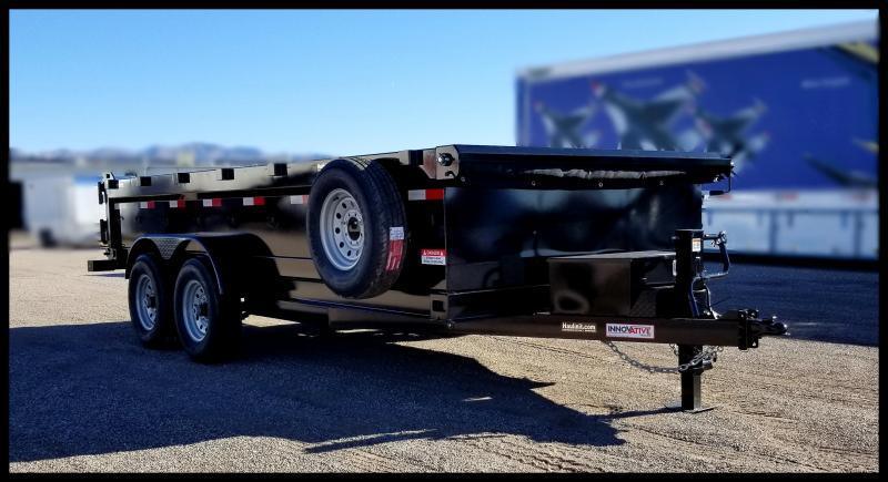 2020 Innovative Trailer Mfg. 83x16 Dump Trailer