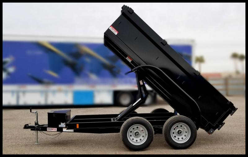 2019 Innovative Trailer Mfg. 60x10 Dump Trailer