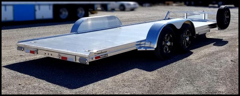 2021 Sundowner Trailers 4000AP20 Car / Racing Trailer