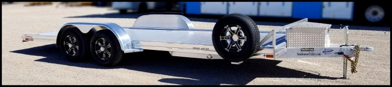 2021 Sundowner Trailers 4000AP20 Car / Racing Trailer