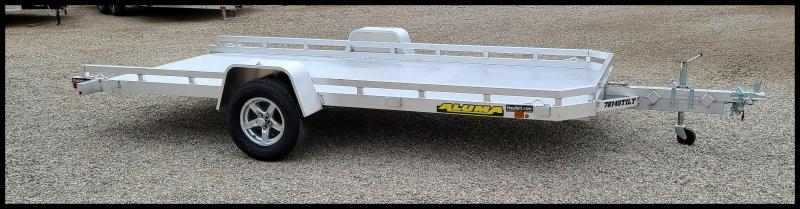 2022 Aluma 78 x 14 Utility Trailer