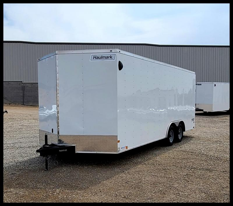 2022 Haulmark 8.5 x 20 Enclosed Cargo Trailer