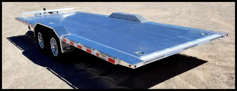 2020 H and H Trailer 82X20 ELEC. SPEEDLOADER ALUM 10K