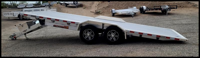"2021 H&H Trailers 102"" x 20' Car / Racing Trailer"