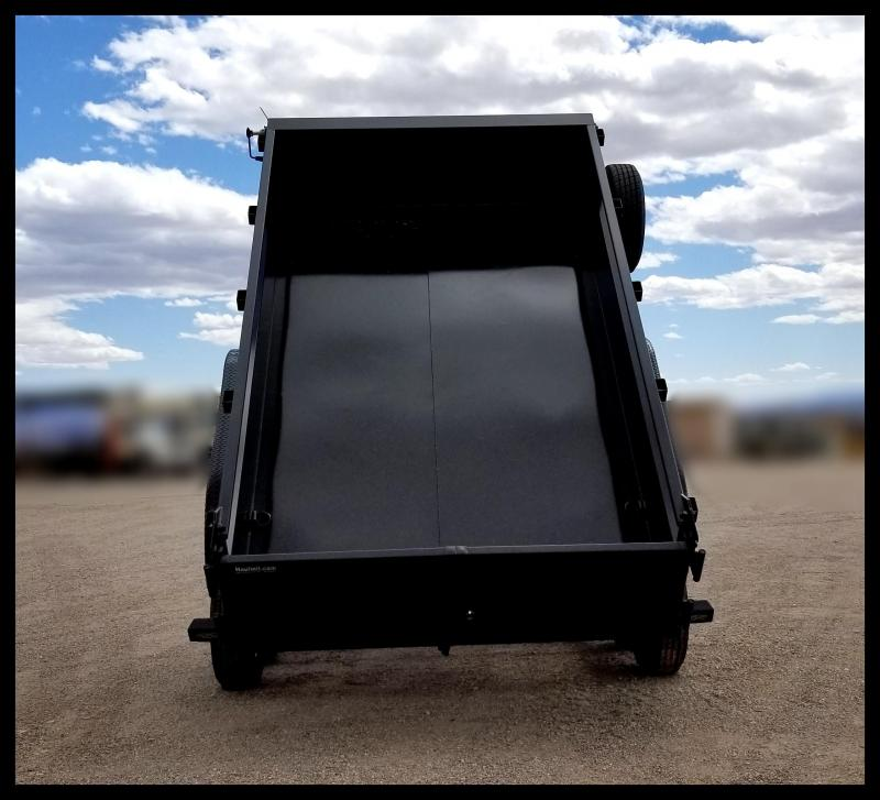 2020 Innovative Trailer Mfg. 83x12 dump trailer Dump Trailer