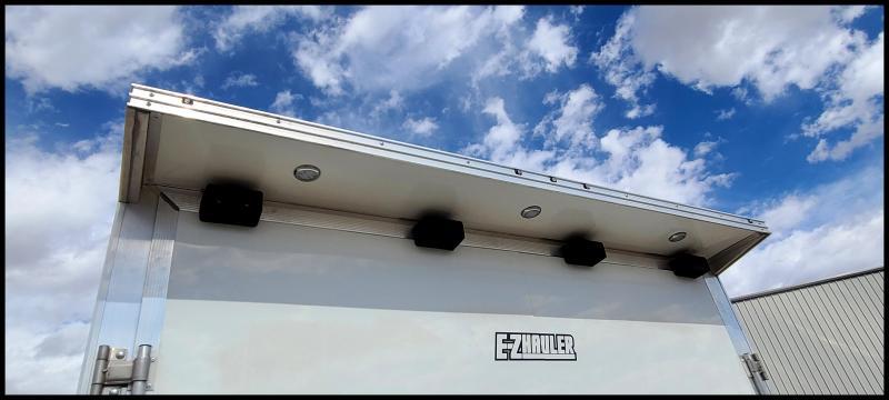 2021 Mission 8.5 X 16 EZ Hauler Enclosed Cargo Trailer