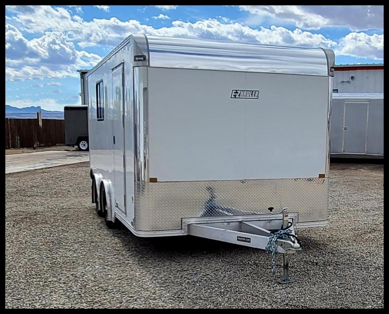 2021 Mission 8.5 X 16 EZ Hauler Enclosed Cargo Trailer