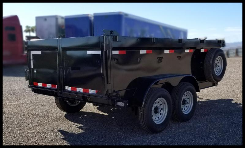 2019 Innovative Trailer Mfg. 83x12 Equipment Trailer