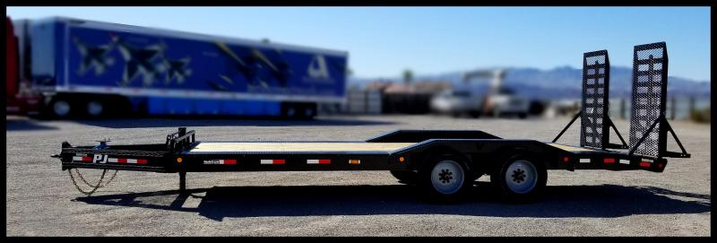2020 PJ Trailers 102 x 22 Pro-Beam Super Wide Equipment Trailer