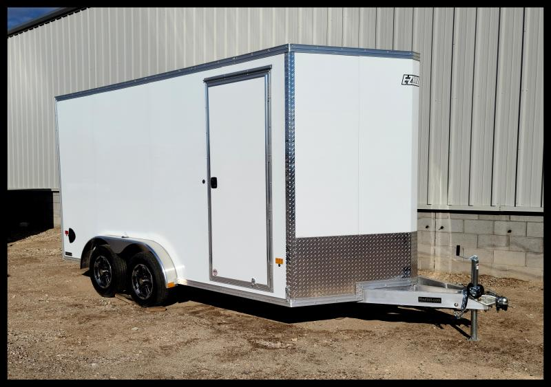 2021 Mission EZEC7514 Enclosed Cargo Trailer