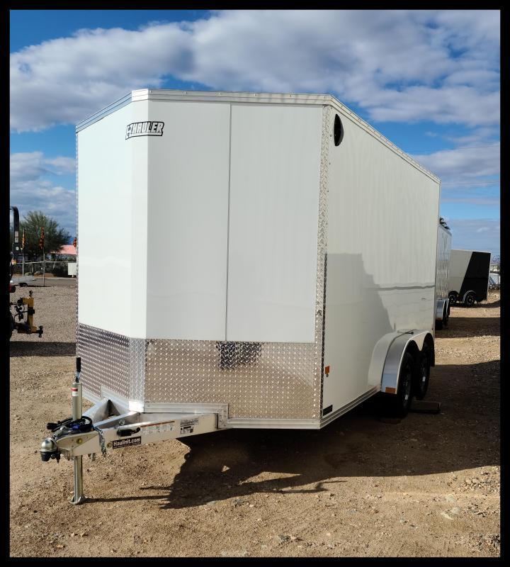 2021 Mission EZEC7514 Enclosed Cargo Trailer