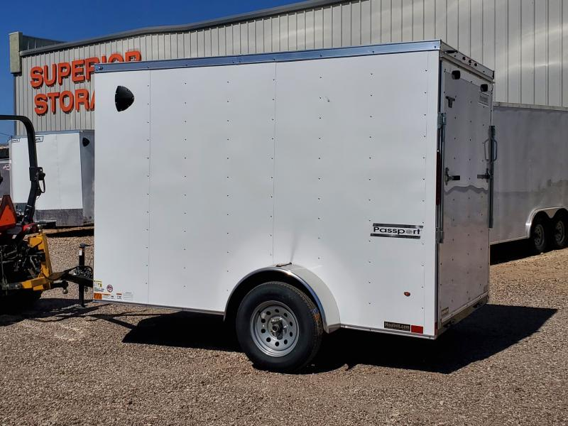 2020 Haulmark PP610S2-D Enclosed Cargo Trailer