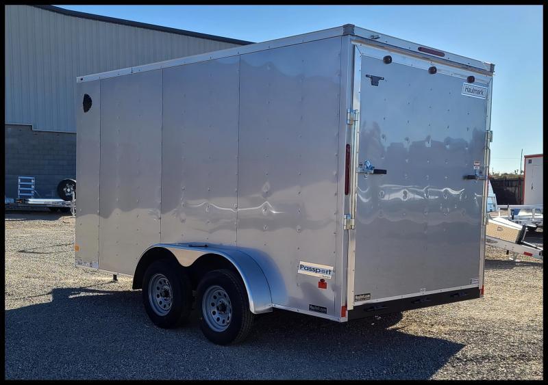2021 Haulmark 7 x 14 Enclosed Cargo Trailer