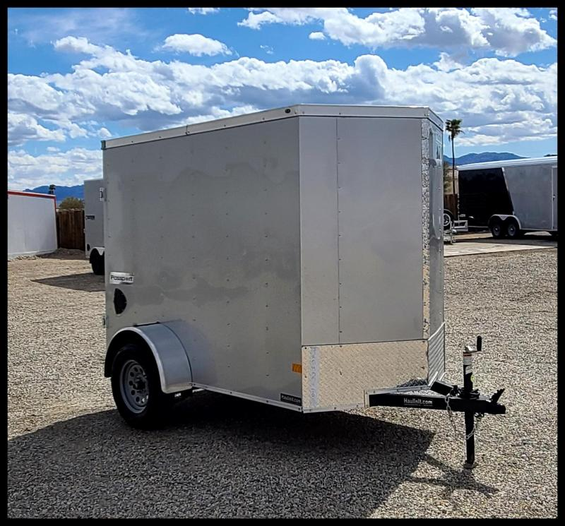 2021 Haulmark PP58S2 Enclosed Cargo Trailer