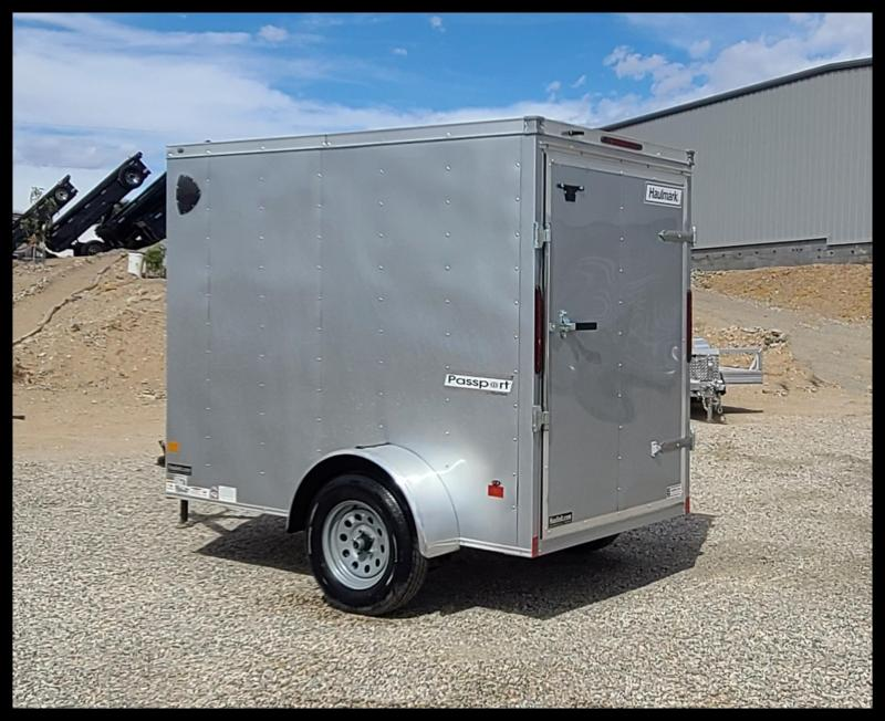 2021 Haulmark PP58S2 Enclosed Cargo Trailer