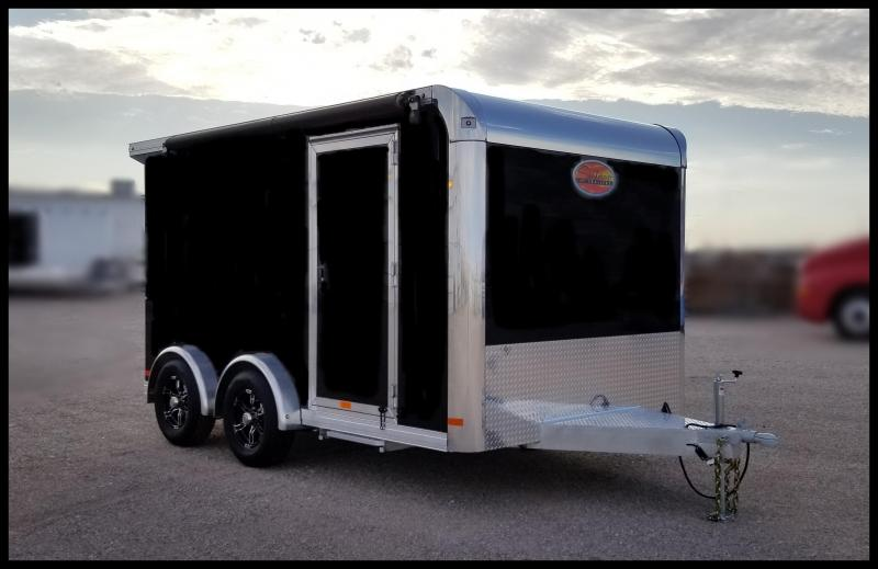 2020 Sundowner Trailers Sundowner Motorcycle Enclosed Trailer Motorcycle Trailer