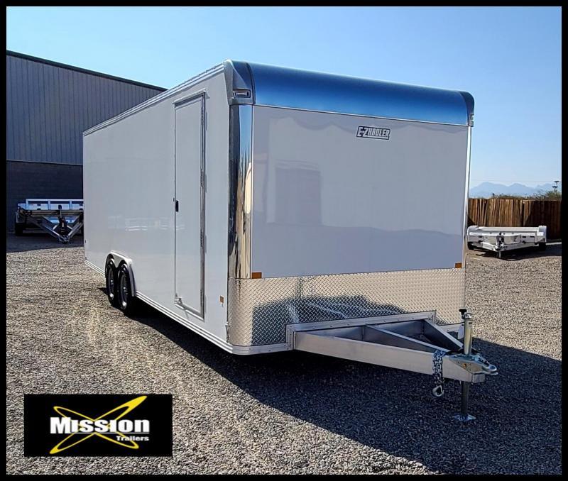 2022 Mission 8.5 x 24 Enclosed Cargo Trailer