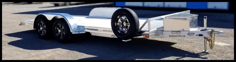 2021 Sundowner Trailers 4000AP18 Car / Racing Trailer