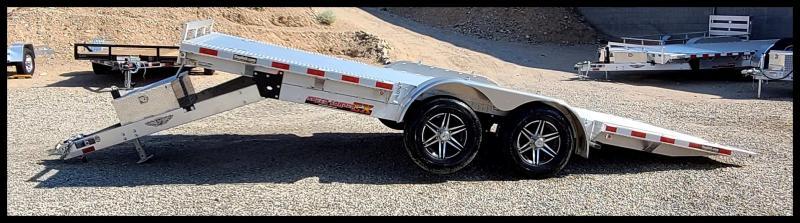 2021 H&H Trailers 102 x 18 Car / Racing Trailer