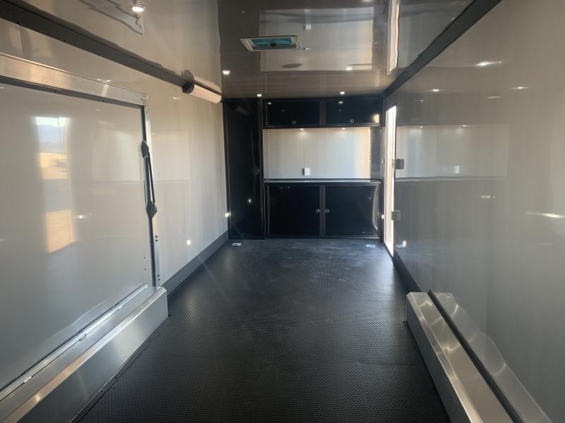 2020 Mission  8.5 x 26 Aluminum Enclosed Cargo Trailer