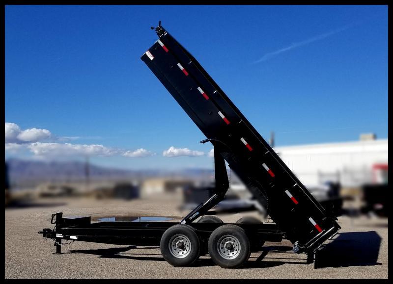 2020 Innovative Trailer Mfg. 83 x 16 Dump Trailer