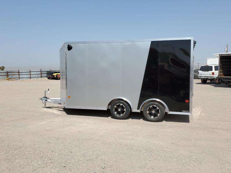 2021 Alcom-Stealth EZEC.5X14-UTV-LSMT20 Enclosed Cargo Trailer