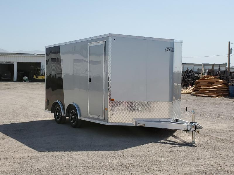 2021 Alcom-Stealth EZEC.5X14-UTV-LSMT20 Enclosed Cargo Trailer