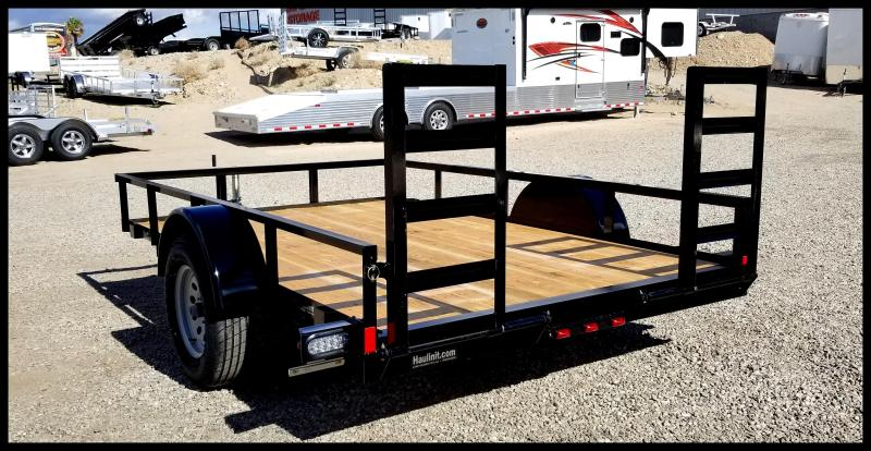 "2020 Innovative Trailer Mfg. 77""x10' Utility Trailer"