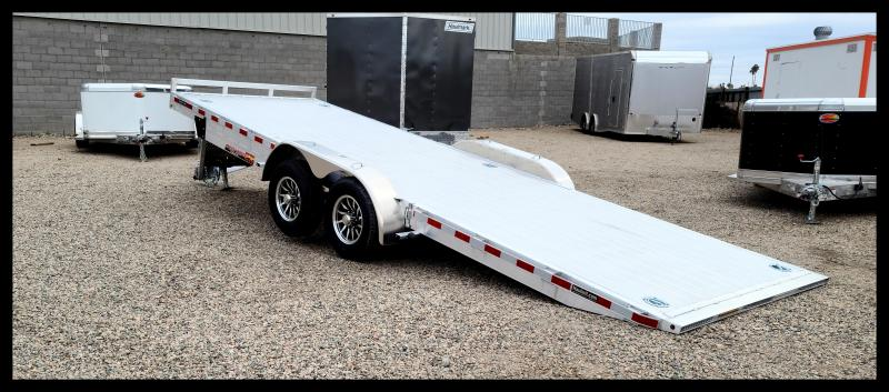 2021 H&H Trailers H8222EX Flatbed Trailer