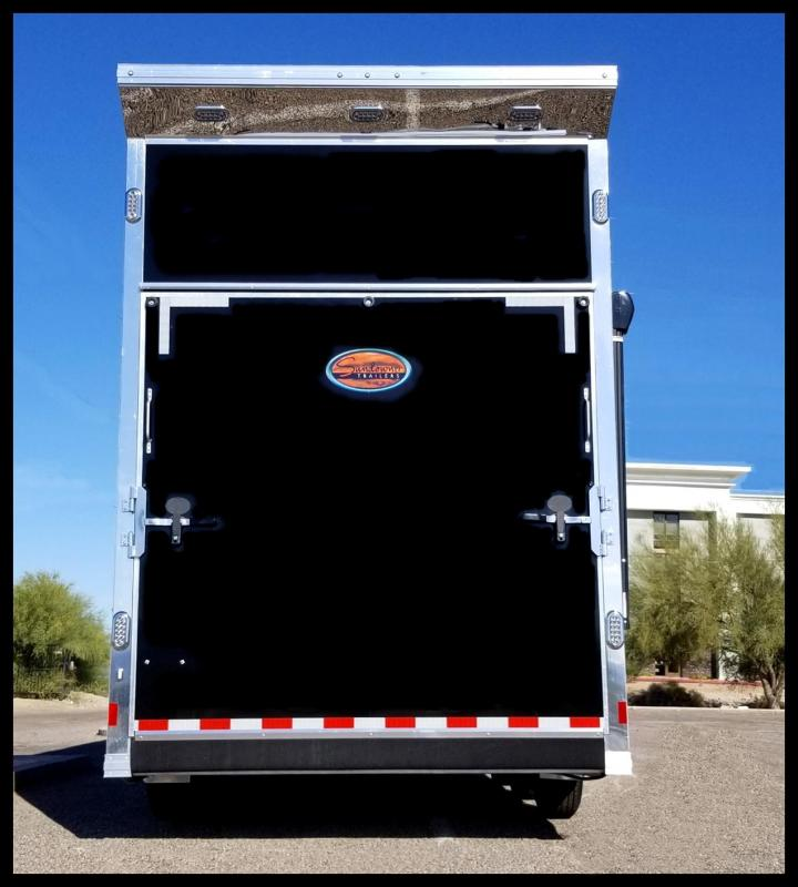 2019 Sundowner Trailers Sundowner 8.5 x 24 Custom Stacker Stacker