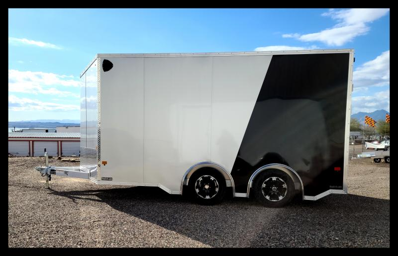 2021 ALCOM EZEC85X14 Enclosed Cargo Trailer