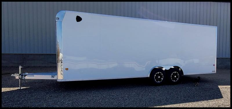2021 Mission 8.5 x 24 Enclosed Cargo Trailer