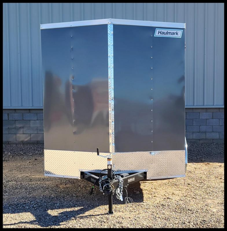 2021 Haulmark 7 x 14 Enclosed Cargo Trailer