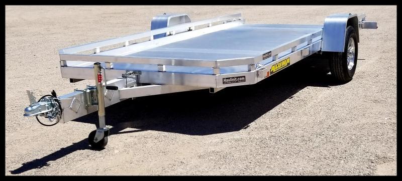 2020 Aluma 7814TILT Utility Trailer