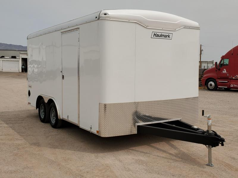 2021 Haulmark TS8516T2 Enclosed Cargo Trailer